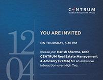 Centrum Invite