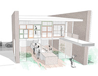 Sustainable house Group project