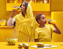 MAAZA Juice Sudan TVC