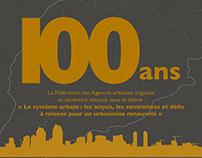 100 ans - Fédération des Agences Urbaines du Maroc