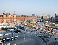 infrastructure Amsterdam