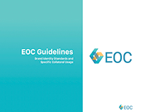 EOC Brand Identity Standards and Specific Usage
