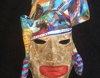 2018-Afro-Antilles Masks