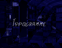 Typogramme - Cité Miroir