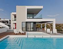 Porto Heli Villa by Stokas Construction