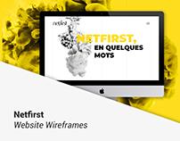 NETFIRST WEBSITE