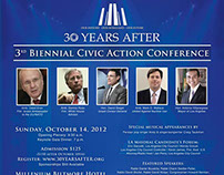 30 Years After: 3rd Biennial Civic Action Conference