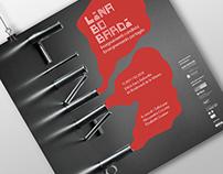Poster Lina Bo Bardi - Progetto grafico 02.