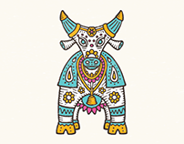 Surabhi (Сура́бхи)