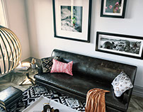 Great White Interior Design