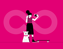 T Mobile | Illustration