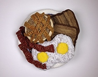 Knitted Breakfast