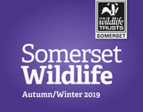 Somerset Wildlife Trust, Autumn/Winter 2019