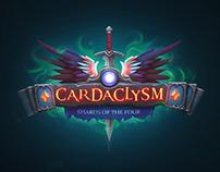 Cardaclysm game UI design