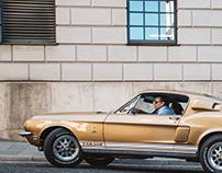 Shelby Mustang GT 500 / Munich / 2016