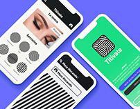 Titivate App - Branding