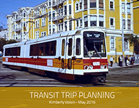 SF Bay Area Transit Research