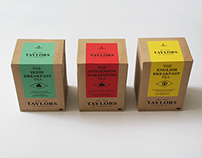 Emballage Taylors Tea