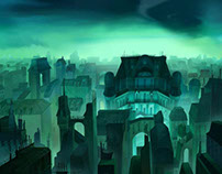 Nocturna Backgrounds.