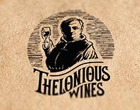 Thelonious Wines Logo