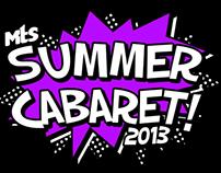 'Summer Cabaret' Publicity
