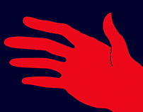 Hand Gif (Flashing lights warning)