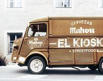 El Kiosko Van