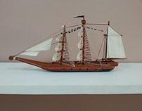Sailing ship - 2007