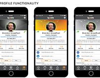 Spotlite - UI/UX Mobile & Web App