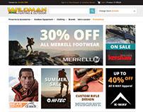 Wildman online store