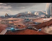 environment Red Planet