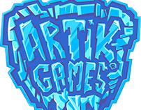 LOGO de Artik Games Studio