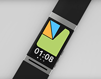 Time Management Smart Watch