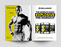 CELLUCOR MAGAZINE ADS