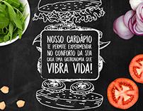 Ahimsa Vegan Food - Canvas Facebook