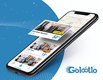 Golootlo | Discounts App UI/UX