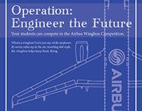 Shocker Ad Lab: for Airbus + Wichita State
