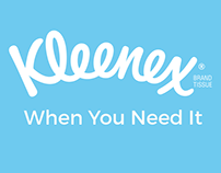 Kleenex: When You Need It