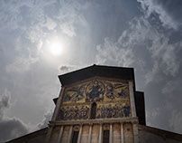 The Sky Above Lucca