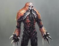 Concept Art - Mutant