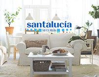 Santa Lucía - Mereces una protección mejor (Gráfica)