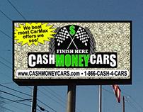 Cash Money Cars Pylon Faces