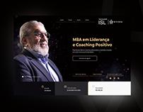 Landing Page - MBA ISL Wyden