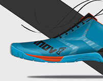 Inov-8 F-Lite 250 / Performance Training Shoe