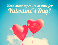 WPN Email Layout: Valentine's Day Special