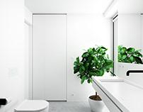 PRIVATE HOUSE INTERIOR 86.9 / Bathroom