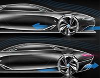 BMW i8 Gran Coupe Concept