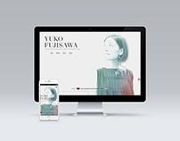 Personal Brand website