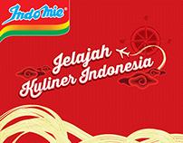 Indomie | Jakarta Fair Booth Branding