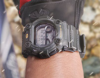 "G-SHOCK ""ABSOLUTE"" SELF PROJECT"